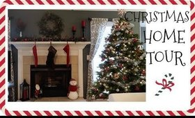 CHRISTMAS HOME DECOR TOUR 2017