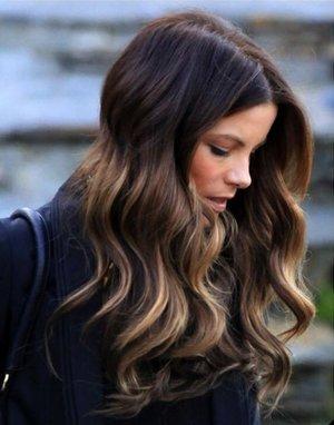 Ombre On Black Hair Beautylish