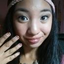 Copper Eyeshadow Look w/ Nails