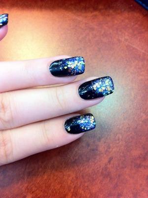 Got my nails redone - love them !!