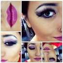 Purple Look!