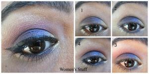 check here http://www.srinjla.com/2013/10/30-days-eye-makeup-challenge-day1.html#.UlLJfRZLyu5