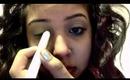 Bold Green Eye Makeup