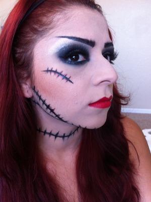 Frankenstein's bride!