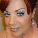 Halloween Makeup Fun- Pixie Dust