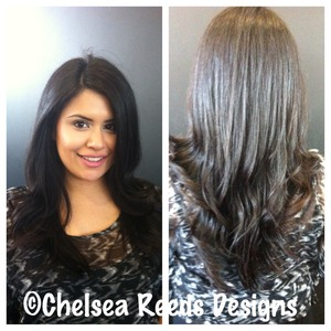 Cut by Chelsea Reeds