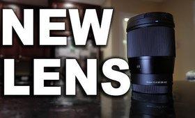 Lens Test! - Sigma 16mm f/1.4