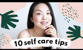 10 Little Self Care Tips That Make A BIG Difference!