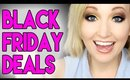BLACK FRIDAY DEALS! Best Beauty & Clothing Sales [2015]