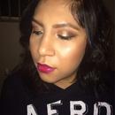 Got to do her makeup
