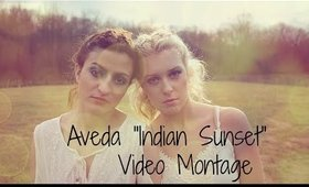 "Aveda ""Indian Sunset"" Video Montage by: Nadjia Lemo"