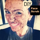 DIY Face Scrub Tutorial (FOR ALL SKIN TYPES!)