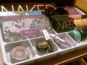did a little organizing, ;)