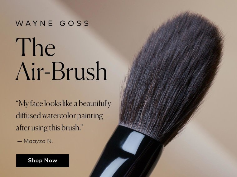 Shop Wayne Goss' The Air-Brush on Beautylish.com