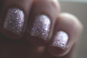 probably one of the most recognizable polishes ever. Teenage Dream by Katy Perry for OPI