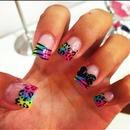 Super cute nails