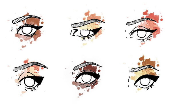 Wing It Cat Eyes For Every Eye Shape Beautylish
