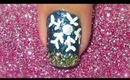 Glitter mania nailart in collaboration with Allrounder363.... :-)