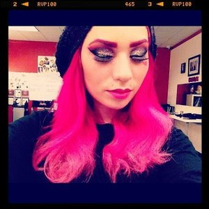 Myself & My Make Up Work