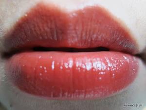 Revlon Just Bitten Kissable Balm Satin, Romantic read my review  http://www.srinjla.com/2013/08/lipstick-challenge-day13.html#.Ul2EaRaXulJ