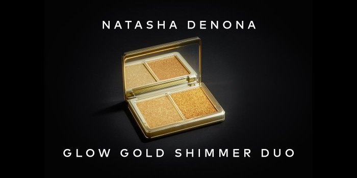 Shop Natasha Denona's Glow Gold Shimmer Duo on Beautylish.com