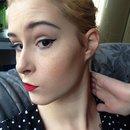 Today's makeup (: