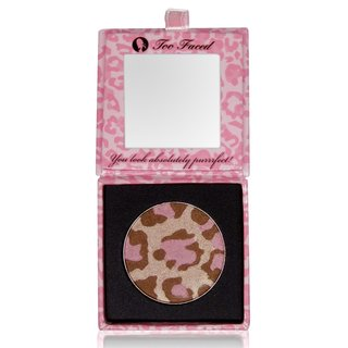 Too Faced Deluxe Pink Leopard Bronzer
