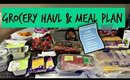 Grocery Haul & Weekly Meal Plan | Walmart
