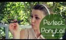How to Properly Create a Ponytail [Quick Tip Tuesday]