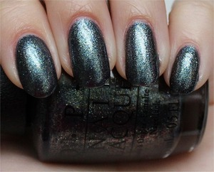 See more swatches & my review here: http://www.swatchandlearn.com/opi-on-her-majestys-secret-service-swatches-review/