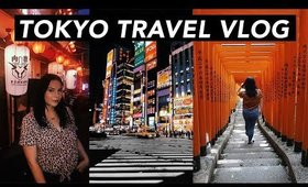 Tokyo, Japan Vacation Travel Vlog 2019 | Olivia Frescura