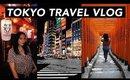 Tokyo, Japan Vacation Travel Vlog 2019   Olivia Frescura