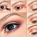 How to   Colorful Summer Makeup Tutorial