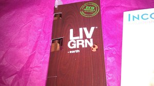 Birchbox - September 2011 Liv Grn perfume sample