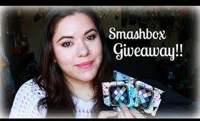 Smashbox Giveaway!!
