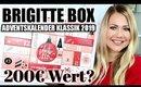Brigitte Box Adventskalender Klassik 2019 | UNBOXING & VERLOSUNG