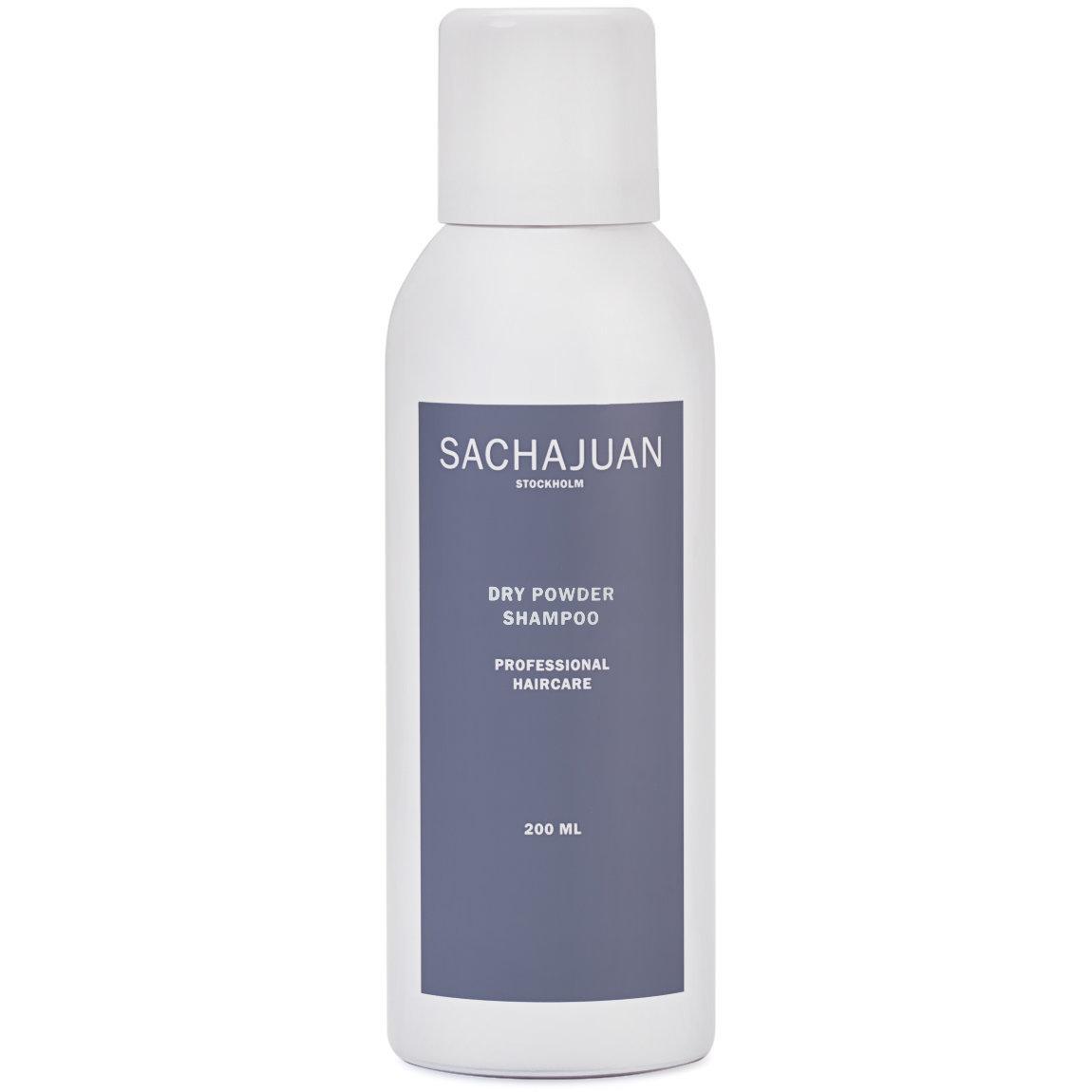 SACHAJUAN Dry Powder Shampoo Original product swatch.