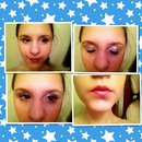 Alice in Wonderland makeup