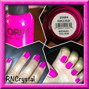 Orly Purple crush