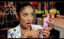 Confessions of a Beauty Guru TAG!