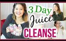 3 Day Juice Cleanse with Urban Remedy