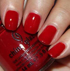 China Glaze Winter Berry