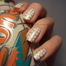 Arizona Tea Inspired Nails