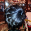 Web-Like Updo