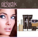 Girlactick Beauty makeup line