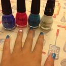 Beginners cute nails