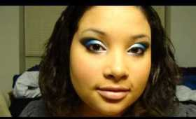 Easy, Dramatic Make Up Tutorial with Drugstore Brands!