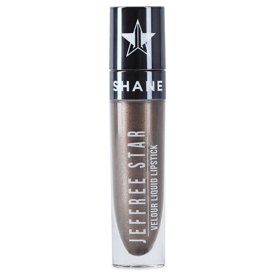 Jeffree Star Cosmetics Velour Liquid Lipstick Shane product swatch.