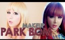 Park Bom 2NE1 Inspired Make Up Tutorial from I LOVE YOU [MV] - The Wonderful World of Wengie