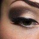smokey Shimmer Eye